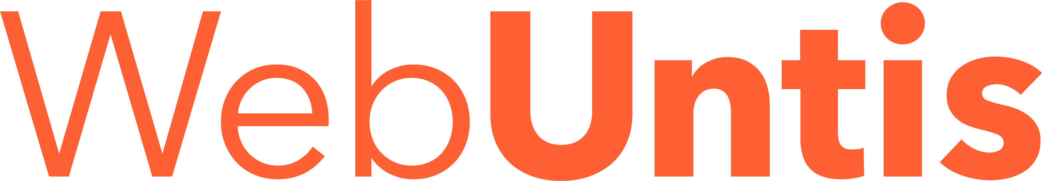 WebUntis Logo orange